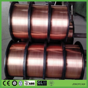 Super Arc Aws A5.18 Er70s-6 CO2 Welding Wire. MIG Welding Wire 1.2mm 15kg/Reel