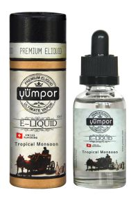 Yumpor Top Quality & Best Manufacturer E Liquid Tropical Monsoon pictures & photos