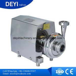 Stainless Steel Semi-Open Impeller Centrifugal Pump pictures & photos