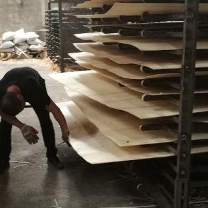 Okoume Face Plywood Poplar Core BB/CC Grade WBP Glue pictures & photos