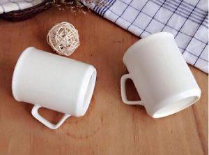 Wholesale Ceramic 11oz Bulk White Coffee Mugs pictures & photos