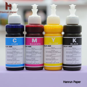 for Epson5113 Sublimation Ink Cmyk for Sublimation Printing for 40GSM/50GSM Sublimation Paper pictures & photos