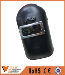 Plastic Head-Worn Welding Shield Heat Protection Face Mask pictures & photos