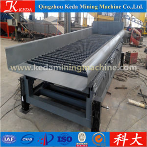 High Quality Alluvial Gold Shaking Sluice pictures & photos