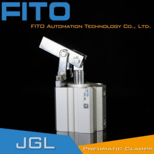 Jgl63 Acl6 Pneumatic Compact Air Cylinder by Clamp pictures & photos