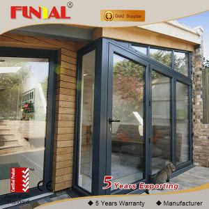 Australia Standard Commercial Building Bi Folding Door pictures & photos