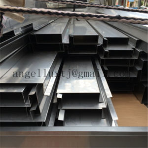 Customized 304 Stainless Steel Bending Decoration Lines Metal Tile Trim pictures & photos