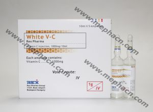 Vitamin C Injection Vc Injection 1000mg/10ml pictures & photos