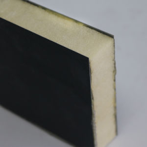 Aluminum Curtain Wall Insulated Sandwich Panels pictures & photos
