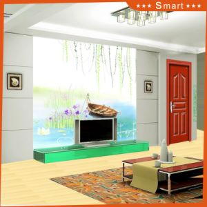 Natural Scenery Design Cartoon Wallpaper for Home Decoration Oil Painting pictures & photos