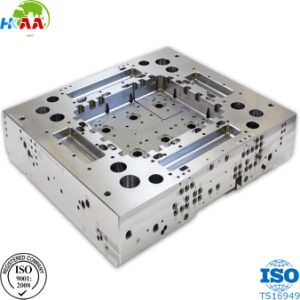 High Precision CNC Milling Spare Parts as Core Machinery Parts pictures & photos