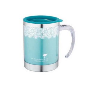 Wholesale stainless Self Stirring Coffee Mug pictures & photos