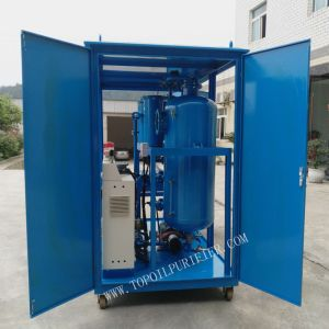 3000L/H Used Vegetable Cooking Oil Purifier to Produce Biodiesel pictures & photos