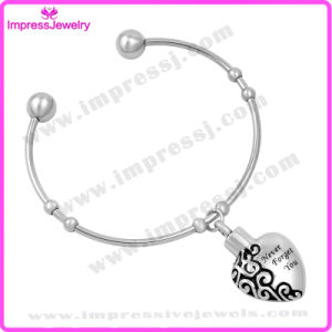 Stainless Steel Jewelry Bijoux Bracelet Femme with Crystal Pulseiras Bangles pictures & photos