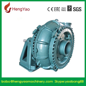 Heavy Duty Centrifugal Sand and Gravel Pump