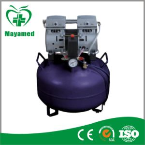 My-M008 1 for 1 Portable Dental Oil Free Air Compressor pictures & photos