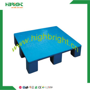 Hot Sale Nine Feet Flat Plastic Pallet/Tray pictures & photos