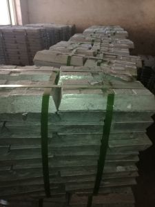 Pure Zinc Ingot 99.995%, Factory Supply Directly pictures & photos