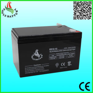 12V 12ah UPS Storage Sealed Lead Acid Battery