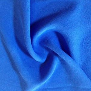 Blue Color 100% Viscose Women Dress Fabrics pictures & photos