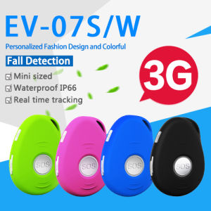 3G Mini Sized Personal GPS Tracker with Waterproof IP67 and Docking Station pictures & photos