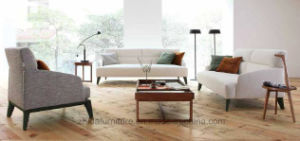 Contemporary Style Fabric Sectional Sofa (Ms1504) pictures & photos