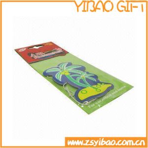 Hanging Paper Car Air Freshener for Gift Items (YB-f-010) pictures & photos
