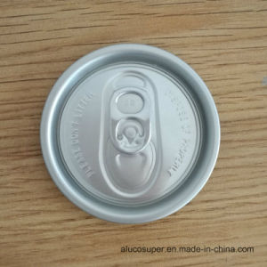 500ml Carbonated Drink Can with 57mm 206 Sot Eoe Aluminum Lids pictures & photos