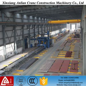 5 Ton Single Girder Overhead Crane with Electric Hoist pictures & photos