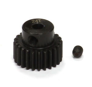 Black Oxided Steel Helical Motor Pinion Gears Made in China pictures & photos