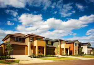 Light Steel Structure Luxury Prefab House/ Villa