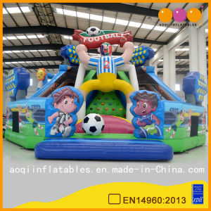 Inflatable Football Fun City Made in China Toys Manufacturer (AQ01629) pictures & photos