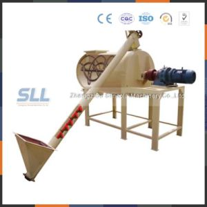 Small Cement Mixer Trailer/Dry Powder Mixing Machine for Sale pictures & photos