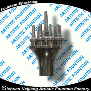 Three Layer Flower Nozzle for Fountain pictures & photos
