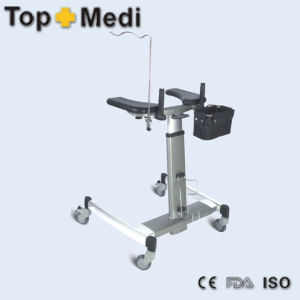 Topmedi Rehabilitation Medical Aid Luxury Rollator Walker for Disabled pictures & photos