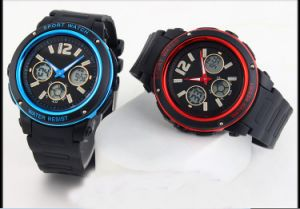 Sport LED Fashion Men Digital Watches for Order