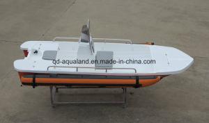 Aqualand 13feet Motor Fishing Boat/Fiberglass Bass Boat /Rib Boat/Rescue (130) pictures & photos