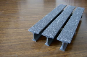 Fiberglass Gritted Pultruded Grating, Pultruded Grating pictures & photos