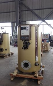Vertical Oil and Gas Energy Saving Hot Water Boiler pictures & photos