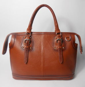 Guangzhou Supplier Genuine Leather Ladies Handbag Bag (195) pictures & photos