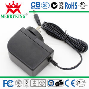 24V1a 24W Wall Mounting Power AC/DC Adapter pictures & photos