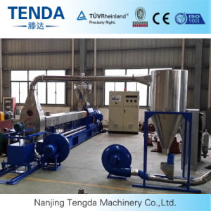Compounding Recycling Twin Screw Extruder From Tengda pictures & photos