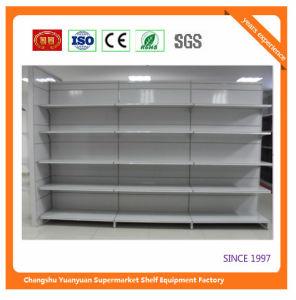 Heavy Duty Metal Supermarket Gondola Shelf 08026 pictures & photos