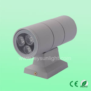 Outdoor Double Direction 6W LED Wall Light