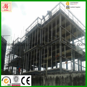 Customized Low Cost Steel Structure Prefabricated Workshop Buildings pictures & photos