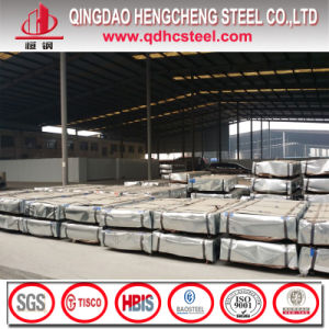 Z100 Galvanized Steel Metal Roof Corrugated Sheet Metal Price pictures & photos