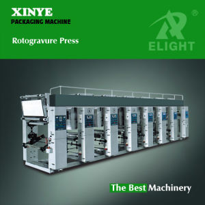 Rotogravure Press Printing Machinery pictures & photos