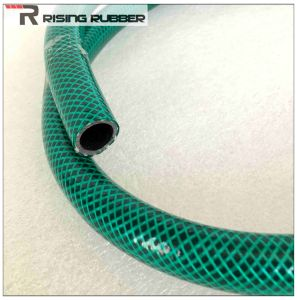 "3/4""PVC Reinforced Garden / Water / Reinforced Hose pictures & photos"