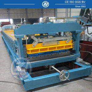 Step Roof Tile Roll Forming Machine pictures & photos