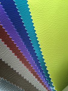 PVC Leather for Sofa, Sami-PU, Car Seat Cover pictures & photos